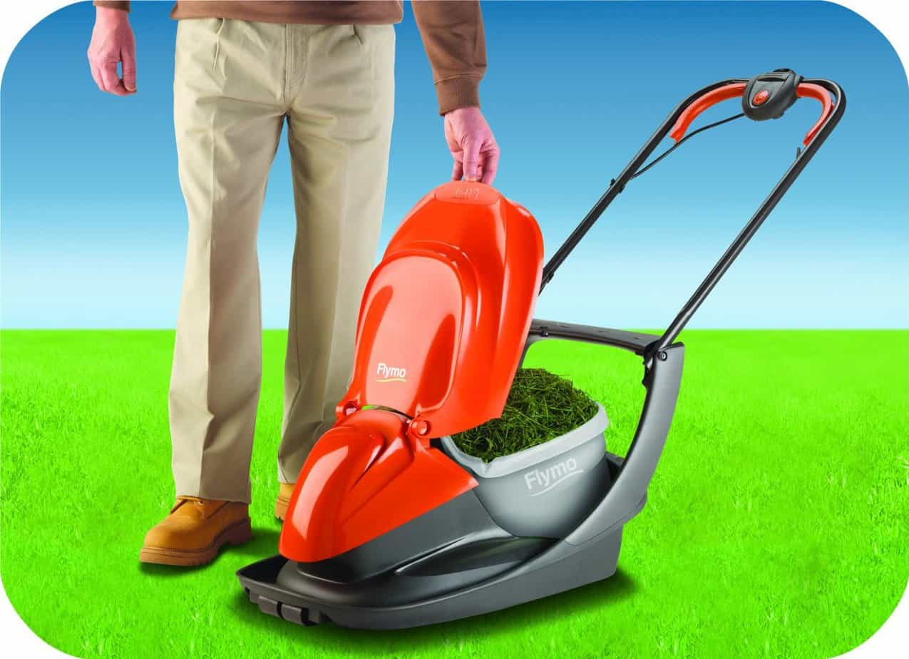 Our top rated best hover mower - flymo easi glide 300 lawnmower is one of the best flymo for small and medium gardens and offers great value for money without reducing the quality