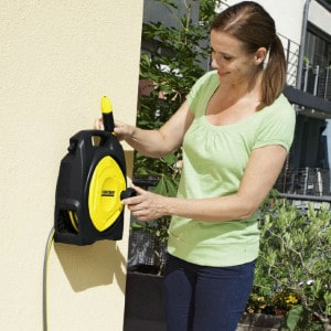 Karcher CR3 110 Compact Hose Box review