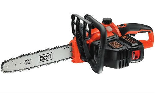 Black + Decker GKC3630L20 Cordless Chainsaw Review