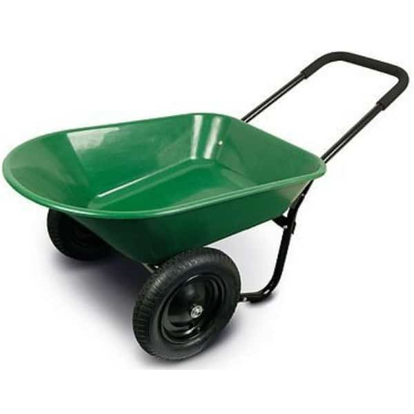 Two Wheeled Wheelbarrow By Garden Gear Review