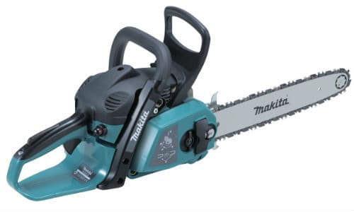 how to start a makita ea4300f chainsaw