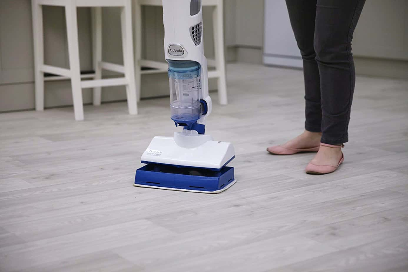 Abode Pro+ Vac and Steam 2-in-1 Cleaner attachment