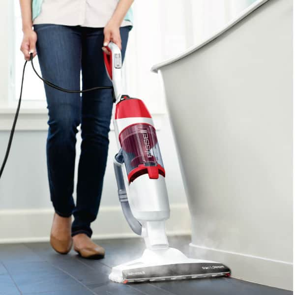BISSELL Vac and Steam 2-in-1 Vacuum Cleaner review