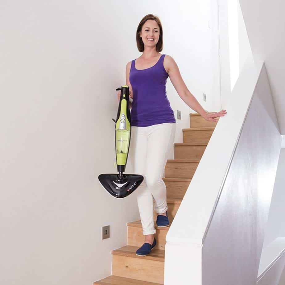 Thane H2O HD High Definition Steam mop with fold down handle