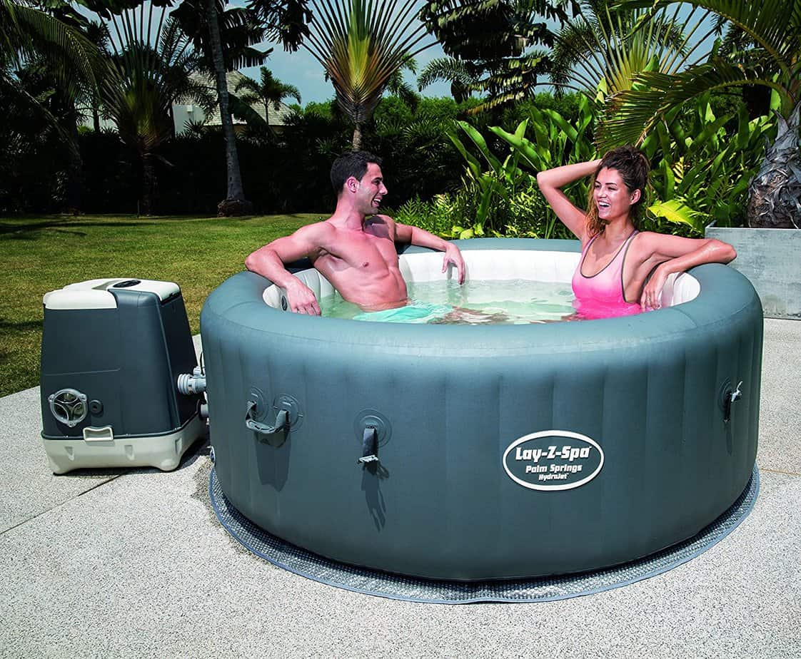 Lazy-Z-Spa Palm Springs HydroJet best model