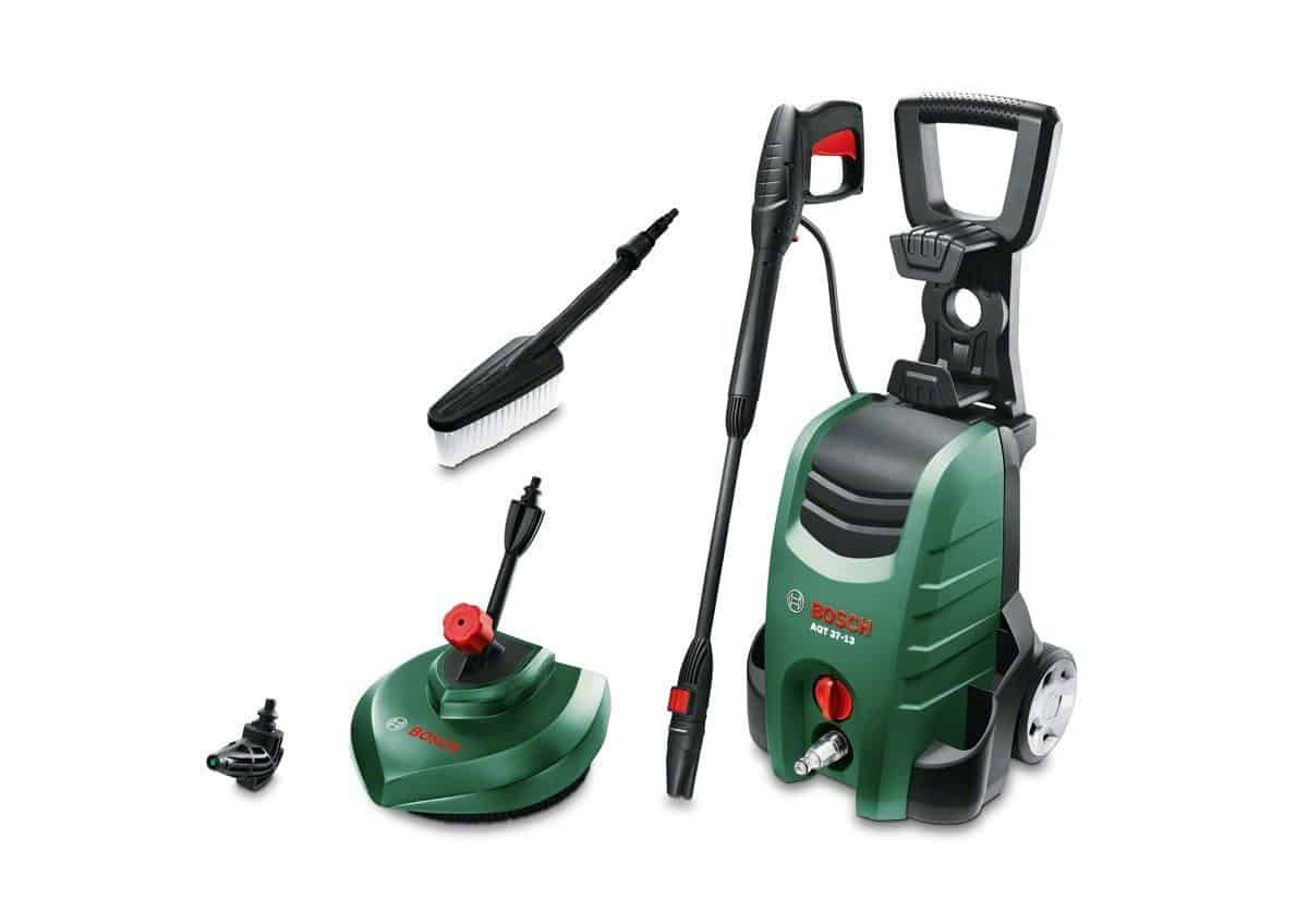 Bosch AQT 37-13 Plus Pressure Washer review