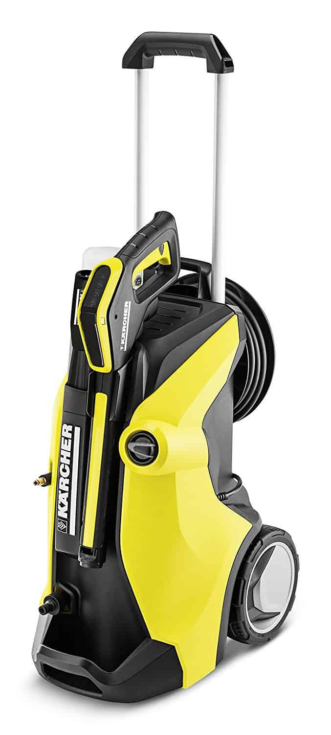 Karcher K7 Home Pressure Washer telescopic handel