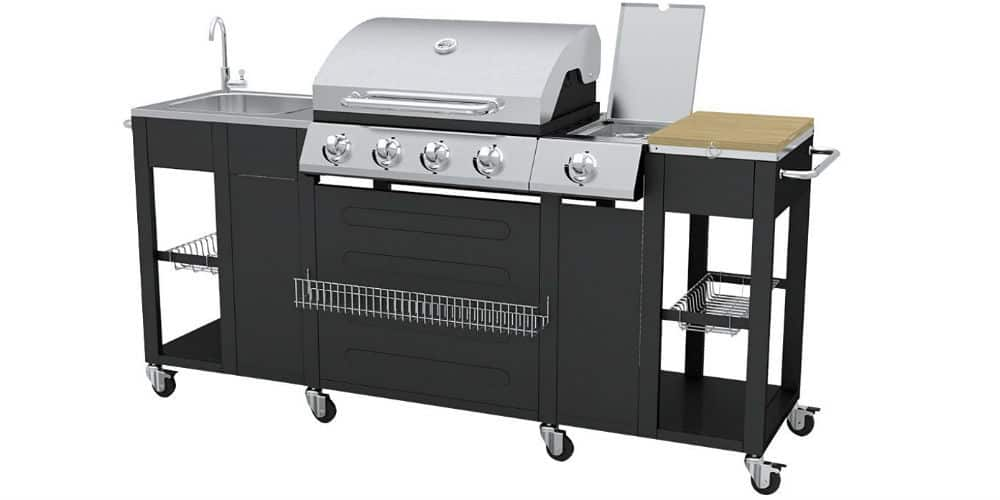 Coleman Natural Gas Bbq Review