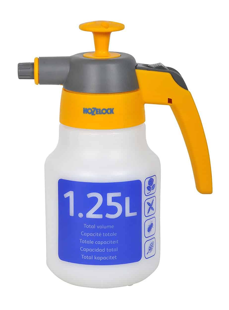 hoselock garden sprayer