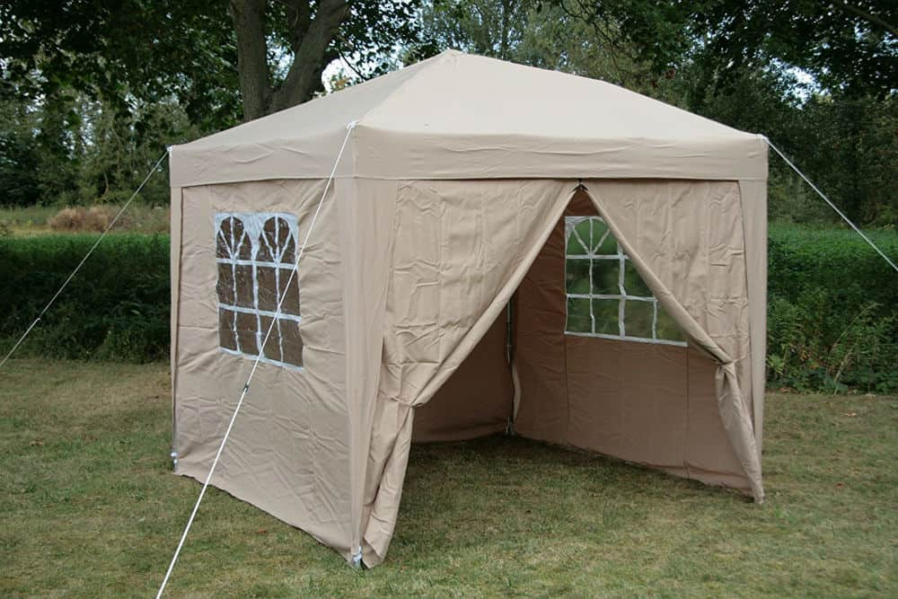 Airwave 2.5x2.5mtr Pop Up Waterproof Gazebo review
