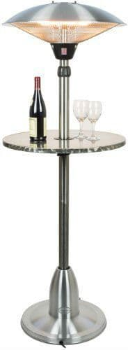 Andrew James Patio Heater with Floating Table Review