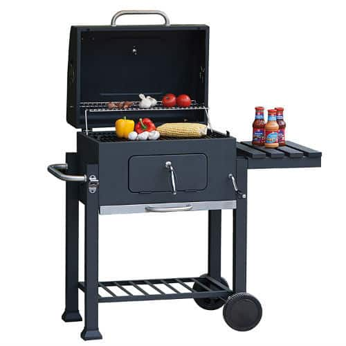 Tepro Toronto Trolley Grill Barbecue