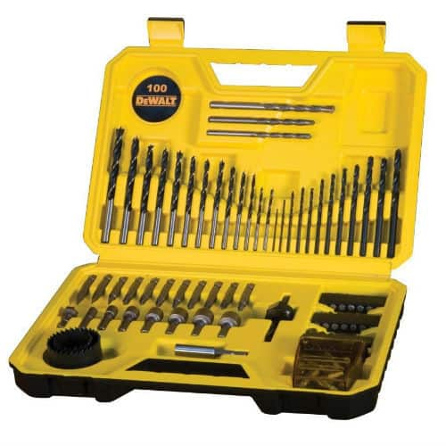 Keep the de walt drill bit set think, that