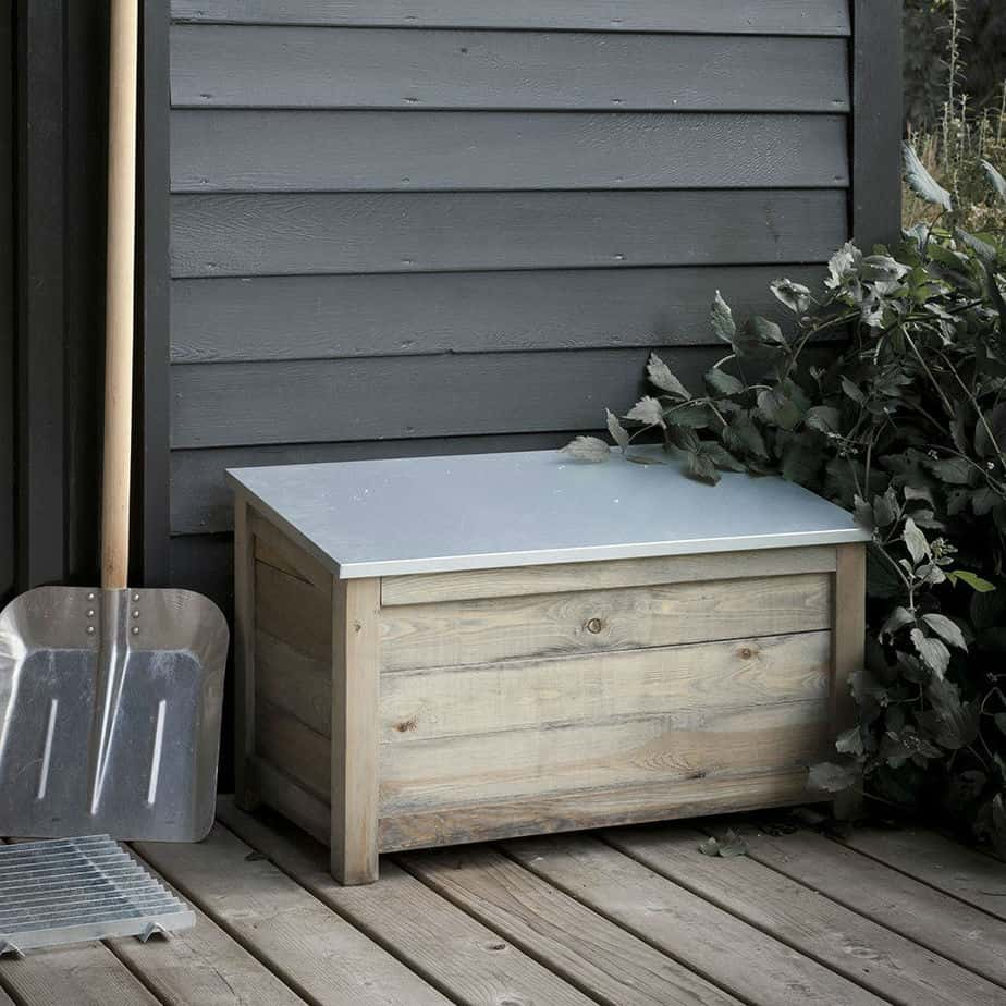 Garden Trading Small Aldsworth Outdoor Storage Box Review