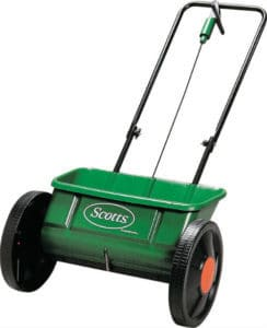 Best Lawn Spreader - Scotts Miracle-Gro EvenGreen Drop Spreader Review