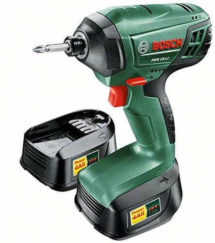 Bosch PDR 18 LI Cordless Impact Wrench Review