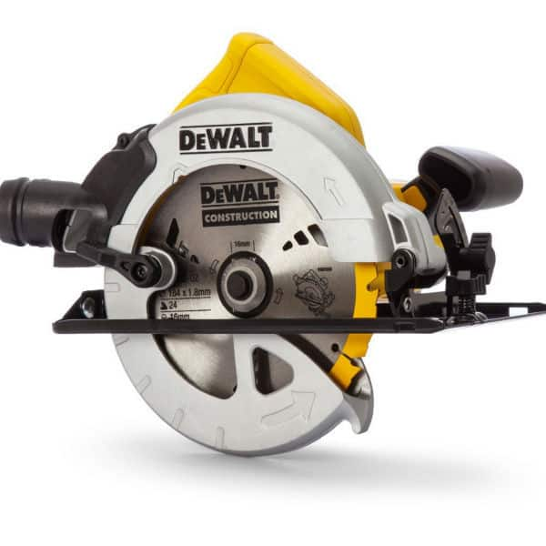 DeWalt 240V 184mm 65mm Compact Circular Saw Review