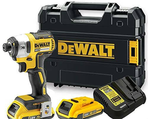 DeWalt DCF886D2 18V Li-ion Cordless Brushless Impact Driver Review