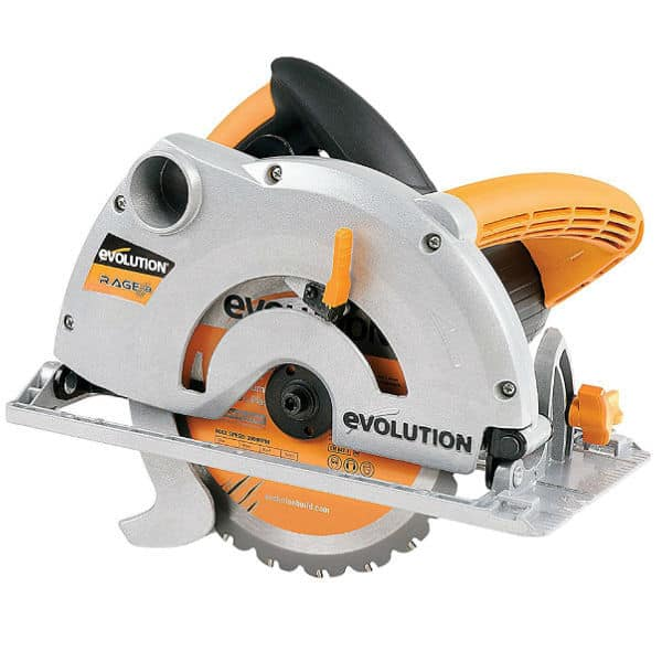 Evolution RAGE1-B Multi-Purpose Circular Saw Review