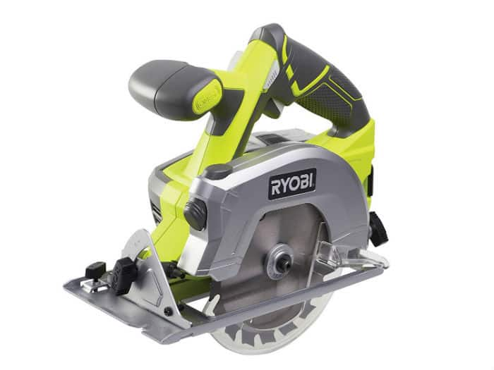 Ryobi RWSL1801M ONE+ Circular Saw Review