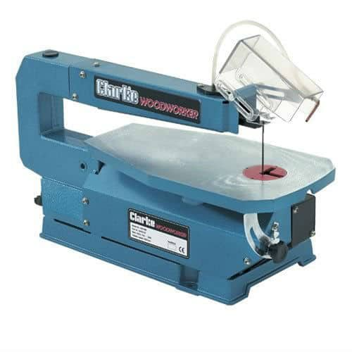 Clarke CSS400B 16inch Scroll Saw Review
