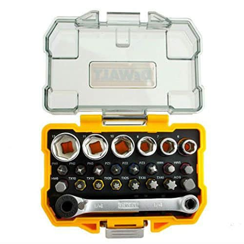 DeWalt DT71516-QZ Socket and Screwdriver Set Review