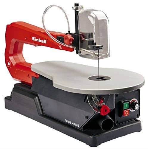 Einhell TC-SS 405 E 120W Scroll Saw Review