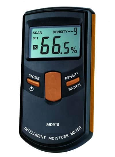 Dr.meter MD918 Inductive Pinless Intelligent Moisture Meter Review
