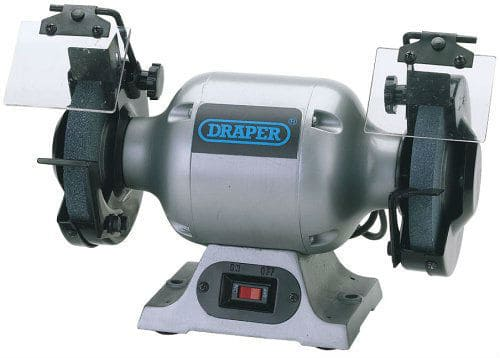 Draper 29620 Heavy-Duty Bench Grinder