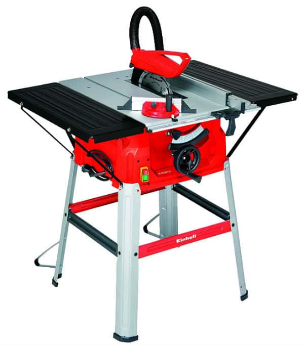 Einhell TC-TS 2025-1 U Table Saw Review