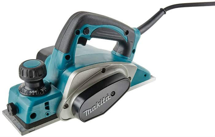 Makita KP0800 240V 3-inch - 82mm Planer Review