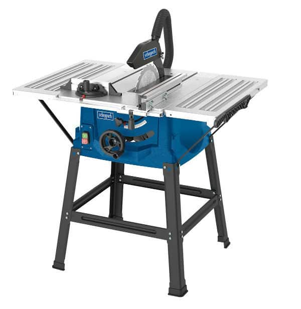 Scheppach HS100S 240 V 10-Inch Table Top Saw Bench Review