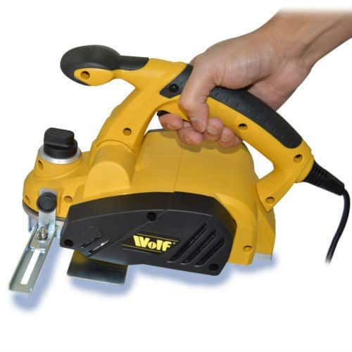 Wolf 900 Watt 3 Bladed Rebate Planer Review