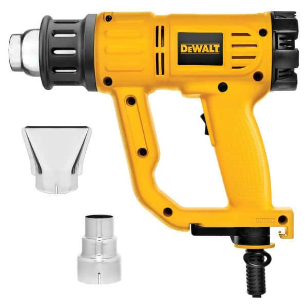 DeWalt 1800W Heat Gun Review