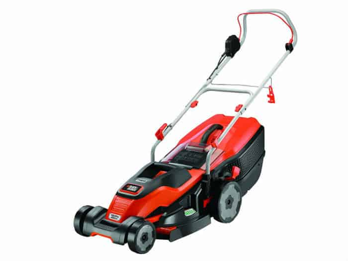 BLACK+DECKER Edge-Max Lawn Mower Review