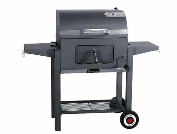 Landmann 11430 Adjustable Tennessee Charcoal BBQ Grill Review