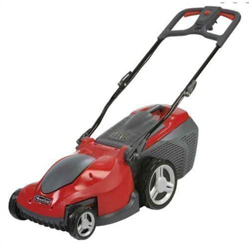 Mountfield Princess 38 Electric 4 Wheel Rear Roller Lawnmower Review