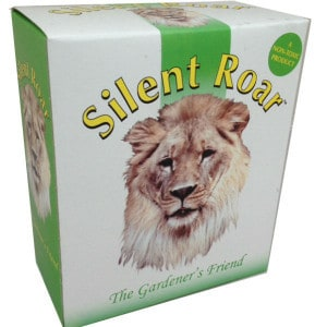 silent roar cat repellent