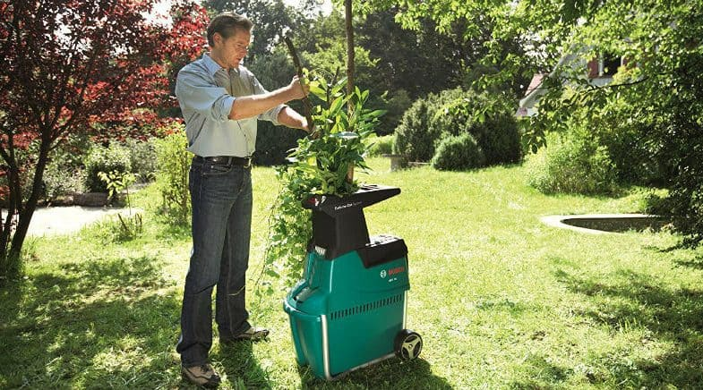 Best Garden shredder Reviews - Top 6 Models for Woody and green garden waste