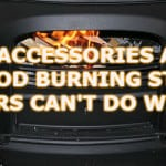 wood burning stove accessories