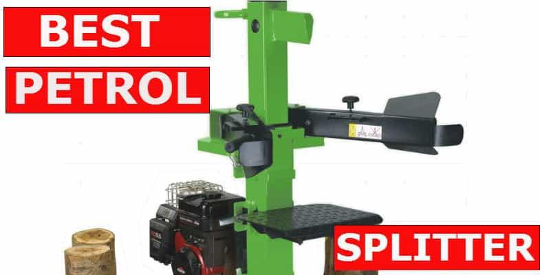 Best petrol log splitter