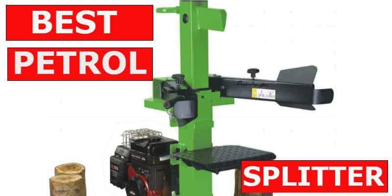 Best petrol log splitter reviewed