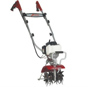 Mantis 7265 4-Stroke Deluxe Petrol Tiller - Our top pick rotavator