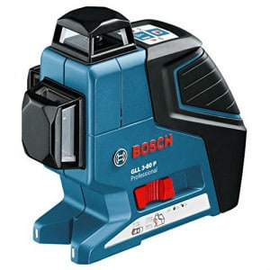 Bosch GLL 3-80 Professional Line Laser Kit review