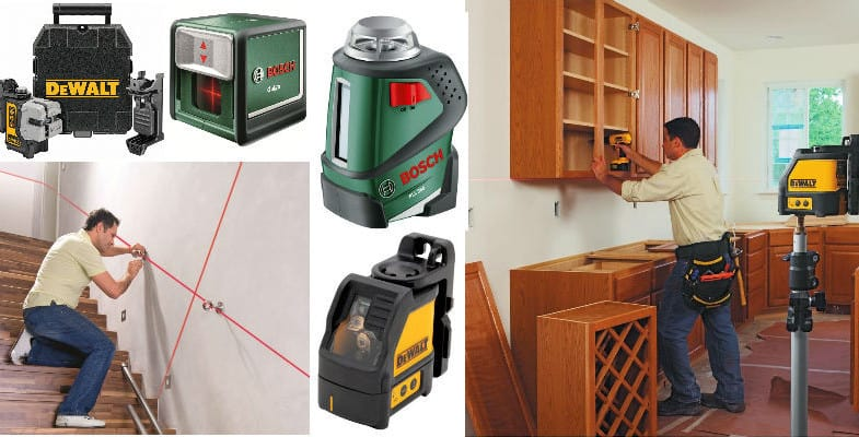 Top 6 Best Laser Levels  – Buyers Guide & Reviews