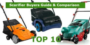 Compared 10 of the best lawn scarifiers and lawnrakes