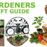 Gardeners Gift - 50 Awesome gift ideas for gardeners