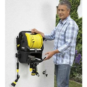 karcher hr7. 320 premium hose reel review