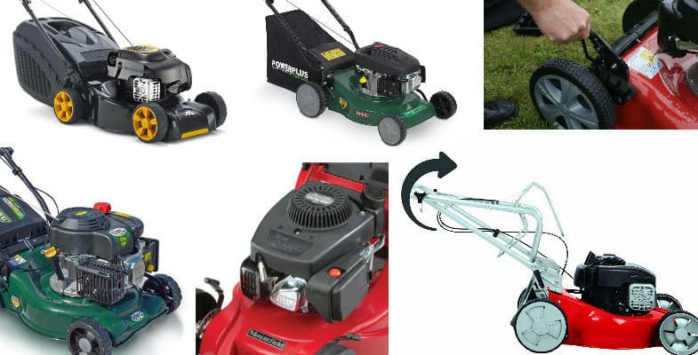 Best petrol lawn mower - we compare 10 top models