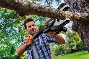 Best Chainsaw alternative - Worx Allgator saw